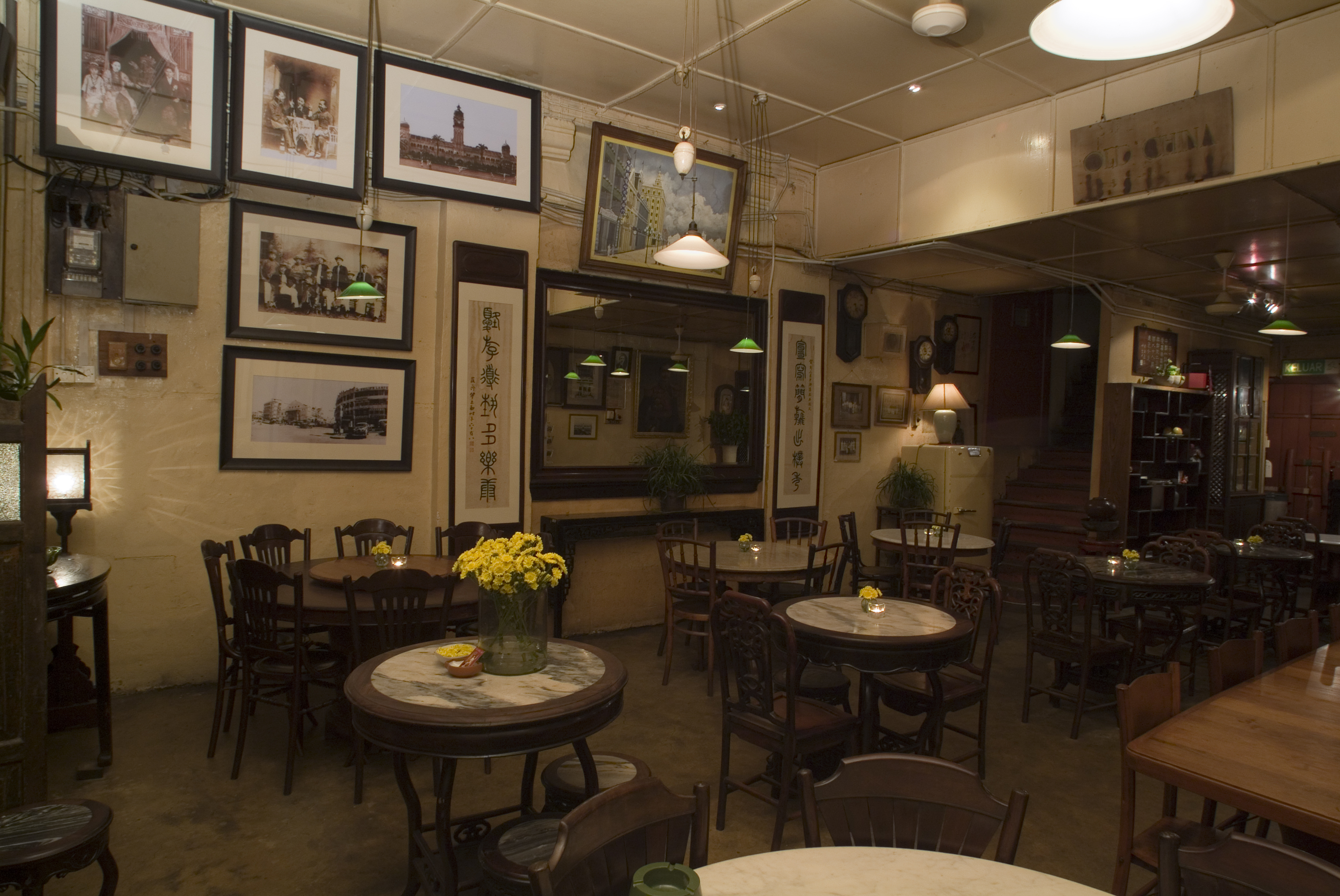 Old China Cafe | Photo Gallery